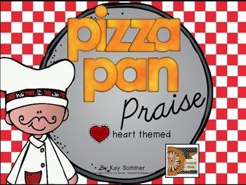 Classroom Management - Pizza Pan Praise {heart}