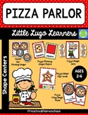 Pizza Parlor 5 Shape Lessons Bundle