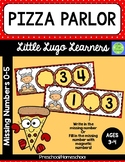 Pizza Parlor Missing Numbers 0-5