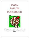 Pizza Parlor Play Dough Mat