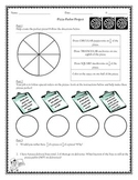 Pizza Fraction Fun - Equivalent, Comparing, and Identifying Fractions
