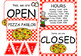 Pizza Parlor/Restaurant Dramatic Play