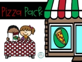 Pizza Parlour Speech Therapy Pack