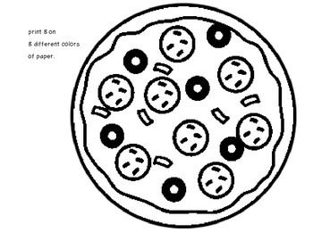 Pizza Party- Beginning Sounds