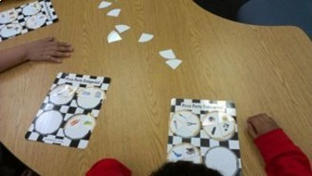 Pizza Party Categories Game - 16 Categories with Pictures