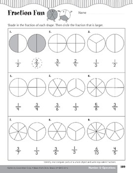 Pizza Party (Equivalent Fractions)