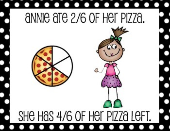 Pizza Party Fraction Scoot and MORE!