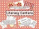 Pizza Party: Math and Literacy Centers