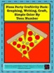 Pizza and Ice Cream Party Pack: Graphing, Writing, Craft, Color By Number & Sum