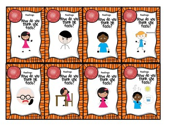 Pizza Party Social Skills Game