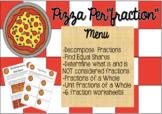 "Pizza Per""Fraction"""