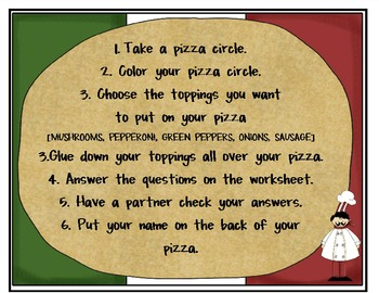Pizza Perfect Fractions