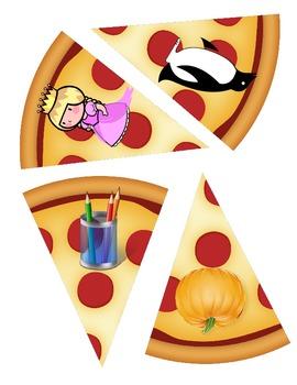 Pizza, Pizza, Pizza! An Alliteration Activity