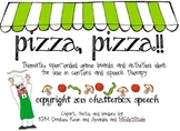 Pizza, Pizza!! Thematic, open-ended games for speech thera