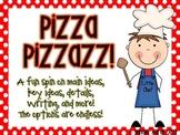 Pizza Pizzazz! A Reading Comprehension Craftivity {PLUS MORE!}