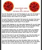 Pizza Pokey Song - Preposition Practice (lyrics only)