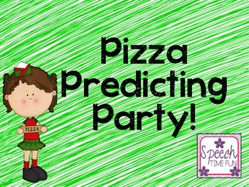 Pizza Predicting Party