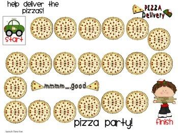 Pizza Predicting Party