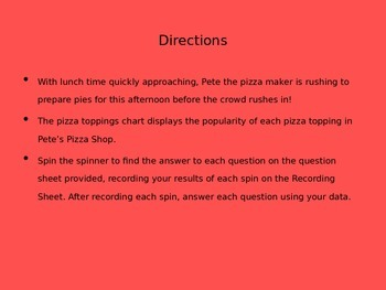 Pizza Probability