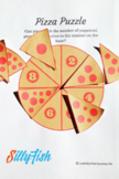 Pizza Puzzle - Counting and Number Recognition