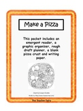Pizza Reader and Writing