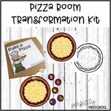 Pizza Room Transformation Kit
