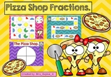 Pizza Shop Fractions