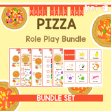 Pizza Shop Role Play - Bundle