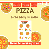 Pizza Shop Role Play - How to make pizza