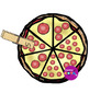 Pizza Theme Math Bundle Differentiated