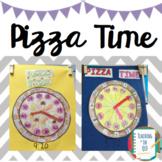 Pizza Time Craftivity