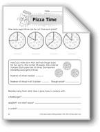 Pizza Time (Thinking Skills)