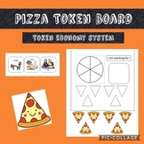 Pizza Token Board for Teachers/Parents/Therapists