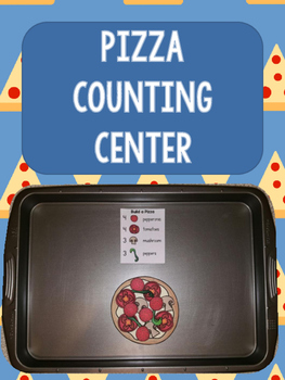 Pizza Topping Counting Center