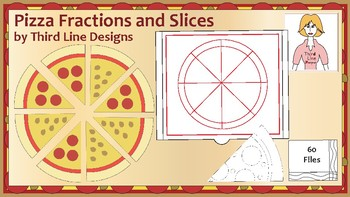 Pizza Fractions and Slices