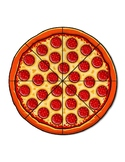 Pizza Visual Timer