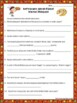 Pizza Webquest - Reading Internet Research Scavenger Hunt Activity Common Core