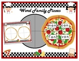 Pizza Word Families