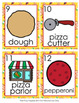Pizza Write the Room Activity