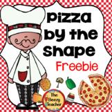 Pizza by the Shape Freebie