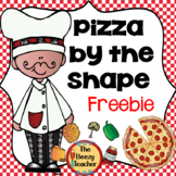 Pizza by the Shape Freebie