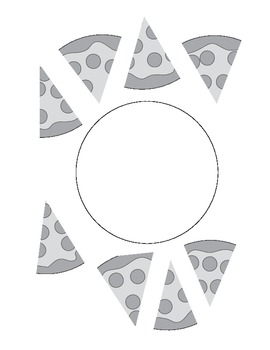 Pizza cutting exercise