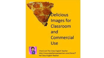 Pizza digital Images: for Commercial and Personal Use