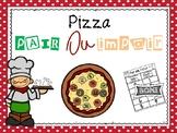 Pizza : nombre pair ou impair