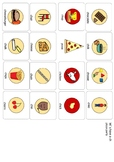 Pizza party Ch words (word initial) speech therapy resource