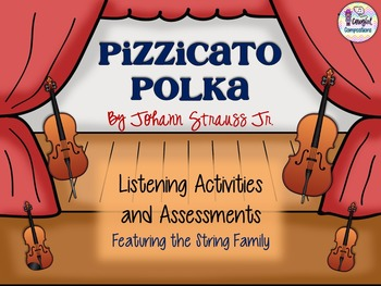 Pizzicato Polka Listening Activities and Assessment