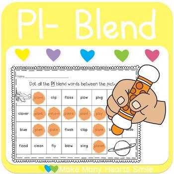 Dot a Path: Pl Blend