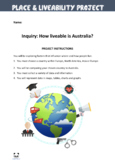 Place & Liveability Booklet