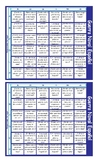 Place Prepositions Spanish Battleship Board Game