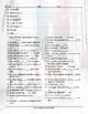 Place Prepositions Translating Spanish Worksheet